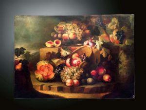 秋季水果静物