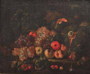 保罗·卡斯特利罗马8-4-1659罗马1730静物
