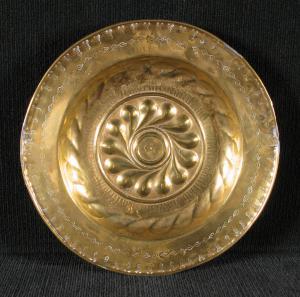 """泵皿,"""" Almoner""""-南德国(纽伦堡),十六世纪"""
