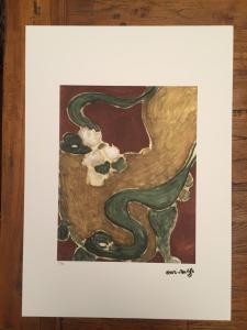 Litografia di Henri Matisse