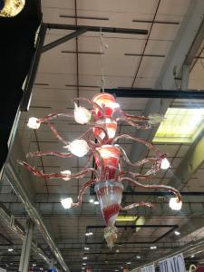 现代穆拉诺枝形吊灯150x150
