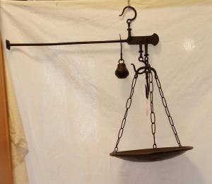 1900年代的杆秤
