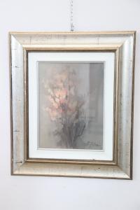 Dipinto olio su tela Franco Antonini firmato datato 1981 archivio artista n 565 euro 600 trattabili