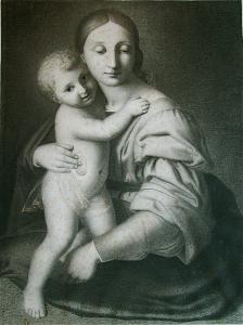 麦当娜和孩子