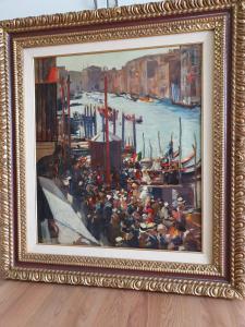 威尼斯,历史悠久的帆船赛