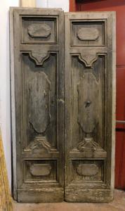 ptci429 дверь из каштана Умбрии, измер. l 120 см x в 225