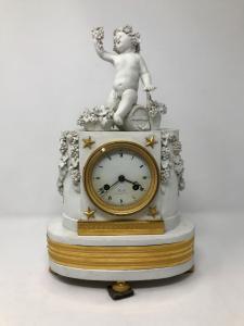 Orologio da tavolo epoca Carlo X