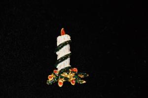Christmas Brooch