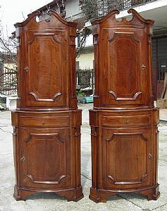 Angoliere antiche del 700 angoliere antiche mobili antichi for Mobili del 700