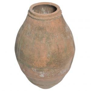 Large Turkish terracotta amphora for water
