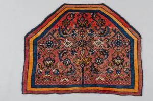 Малое древнее седло персидских кочевников ГАШГАЙ или Кашкай - н. 983