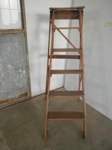 20年代木质楼梯