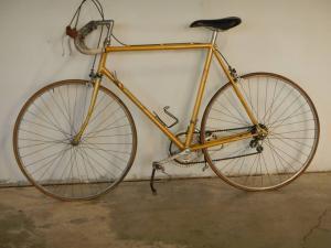 bici bazzanella anni 80