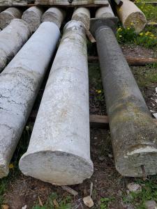 Мраморные колонны