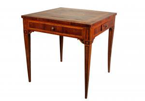 朱塞佩·马焦利尼,方形和镶嵌桌