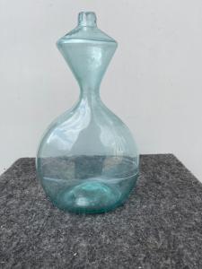 Бутылочка для кормления из дутого стекла. Модена