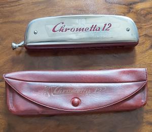 Chrometta harmonica 12