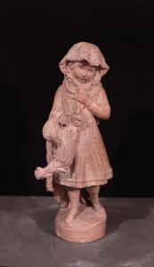 安德烈尼·费迪南多(佛罗伦萨1843-1922)-儿童