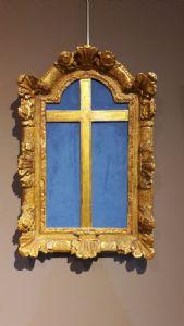 marco de la puerta de Cristo '700