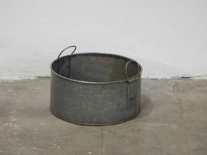 50年代金属盆