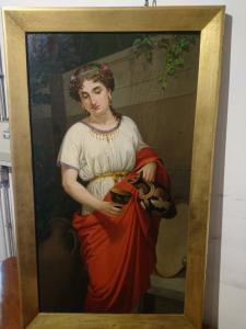 Ancella roma imperiale