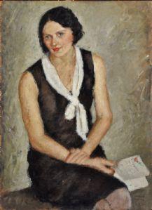 La lettrice, 1930