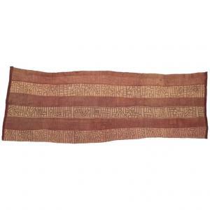 Afrikanisches KUBA-Panel von ZAIRE - B / 874-1
