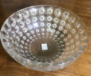 Coppa in vetro LALIQUE   - A Nemours Bowl  1929