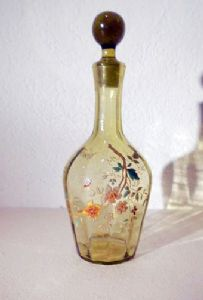 Bottiglia rosolio in vetro Art. 16