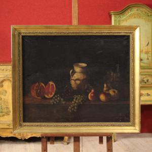 Spanische Stilleben Gemälde Öl auf Leinwand