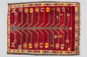 Tappeto  GABBEH dei nomadi persiani - nr. 970 -