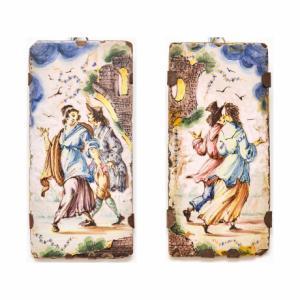 Piastrelle in ceramica di Savona, Savona ceramic Tiles