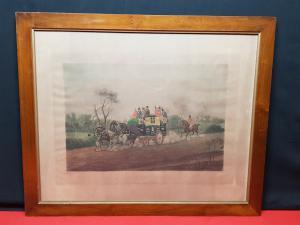 ALTER DRUCK ALTER DRUCK James Pollard (britisch 1792-1867)