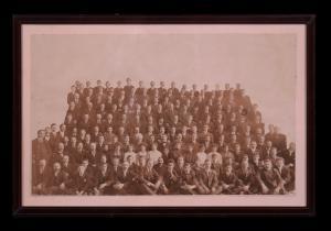 Fotografía: George Lawrence co. (1865-1938) - Grupo de personas