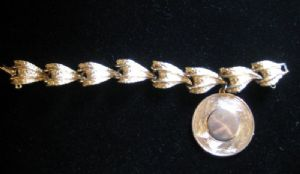 Bracelet jewelry signed Coro. USA 1950 - Art. 1841/02