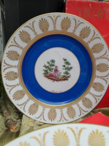 RICHARD GINORI piatto di natale