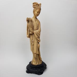 Antica Statuina Orientale Cinese