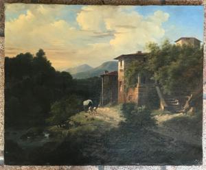 Malerei Landschaft