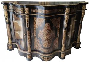 CREDENZA BOULLE