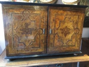 17th century coin cabinet