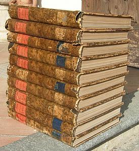 10 tomes
