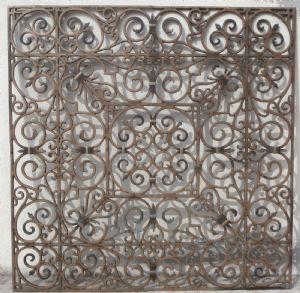 marco en bronce
