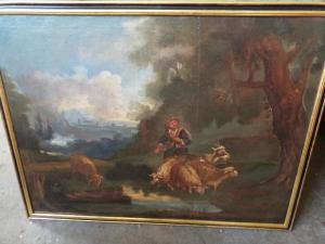 Pintura do período 600