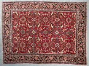 MAHAL Teppich mit großen Proportionen - n.107