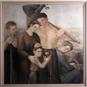 Família do período fascista