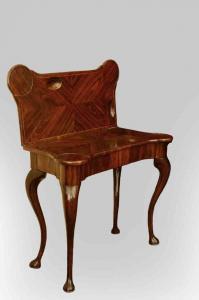 Tavolino da gioco del XVIII secolo