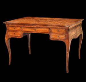 Louis XV desk
