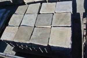 Pavimenti in pietra, Epoca '600