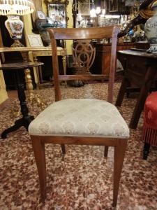 4 sedie neoclassiche