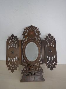espelho do quarto do final do século XIX